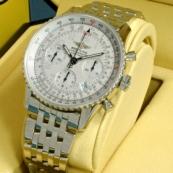 ブライトリング時計スーパーコピー ナビタイマー A232G33NP 銀文字盤/アラビア数字