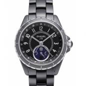 シャネル時計スーパーコピー J12 38 ファーズ 新作ドゥ リュヌ H3406