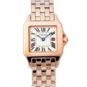 カルティエ時計スーパーコピー サントスドゥモワゼル 人気 SM W25073X9