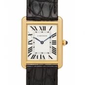 カルティエ時計スーパーコピー 超安 タンクソロ コピーLM W5200004
