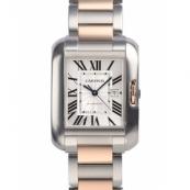 カルティエ時計スーパーコピー タンクアングレーズ 人気 MM W5310007