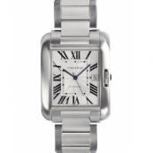 カルティエ 腕時計スーパーコピー タンクアングレーズ 新作 LM W5310008