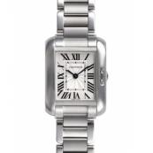 カルティエ 腕時計スーパーコピー タンクアングレーズ 人気SM W5310022