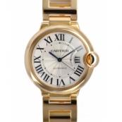 カルティエ時計スーパーコピー バロンブルー 新品36mm W69003Z2