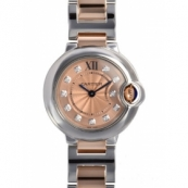 カルティエ時計スーパーコピー バロンブルー 人気 28mm WE902052
