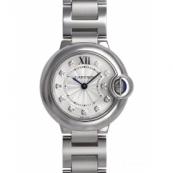カルティエ時計スーパーコピー バロンブルー 人気28mm WE902073