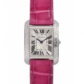 カルティエ時計スーパーコピー タンクアングレーズ 価格SM WT100015