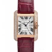 カルティ時計スーパーコピー エ タンクアングレーズ 超安MM WT100016