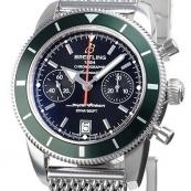 ブライトリング ブランド コピー 時計スーパー 時計オーシャン ヘリテージ クロノグラフ44 A237B04OCA