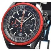 ブライトリング ブランド コピー 時計 クロノマチック ブラックスチール M436B67ORB