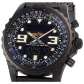 ブライトリング クロノスペース 偽物 ブラックスチール A785B26ACB