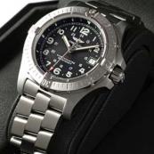 ブライトリングスーパーコピー 時計 コルト クォーツII BREITLING 黒 BNL1444