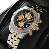 ブライトリングスーパーコピー 時計 ウインドライダー クロノマット(エボリューション) B156B23PAO