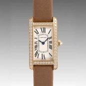 人気 カルティエ ブランド時計スーパーコピー タンクアメリカン SM WB707231