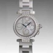 カルティエ時計ブランド通販コピー パシャ32 WJ12320G