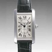 人気 カルティエ ブランド時計スーパーコピー タンクアメリカン XL W2609956