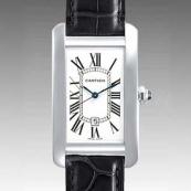 人気 カルティエ ブランド時計スーパーコピー タンクアメリカン LM W2603256