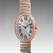 カルティエ時計ブランド 店舗コピー 激安 ベニュワール WB520002