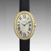 カルティエ時計ブランド 店舗コピー 激安 ベニュワール WB520020