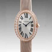 カルティエ時計ブランド 店舗コピー 激安 ベニュワール WB520004