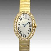 カルティエ時計ブランド 店舗コピー 激安 ベニュワール WB520019