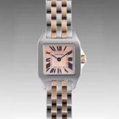 カルティエ 腕時計スーパーコピー サントスドゥモワゼル W25074Y9