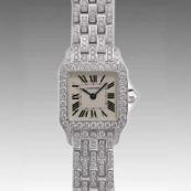 カルティエ 腕時計スーパーコピー サントスドゥモワゼル WF9003YA
