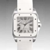 カルティエ 腕時計スーパーコピー サントス100 MM W20129U2