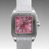 カルティエ 腕時計スーパーコピー サントス100 限定 MM W20133X8