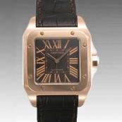 カルティエ 腕時計スーパーコピー サントス100 LM W20127Y1