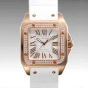 カルティエ 腕時計スーパーコピー サントス100 MM WM50450M