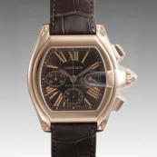 人気 カルティエ ブランド時計スーパーコピー ロードスタークロノ W62042Y5