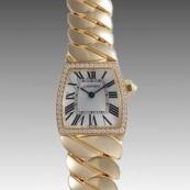 カルティエ腕時計スーパーコピー 時計 ラドーニャ SM WE60040H