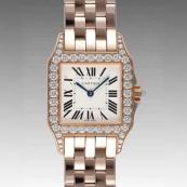 カルティエ 腕時計スーパーコピー サントスドゥモワゼル WF9007Z8
