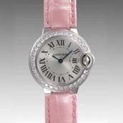 人気 カルティエ ブランド時計スーパーコピー 激安 バロンブルー SM WE900351