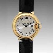 人気 カルティエ ブランド時計スーパーコピー 激安 バロンブルー SM W6900156