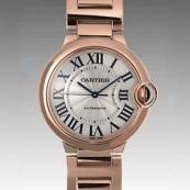 人気 カルティエ ブランド時計スーパーコピー 激安 バロンブルー MM W69004Z2