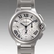 人気 カルティエ ブランド時計スーパーコピー 激安 バロンブルークロノ W6920031
