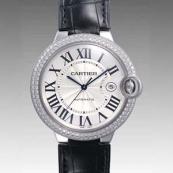人気 カルティエ ブランド時計スーパーコピー 激安 バロンブルー LM WE900951