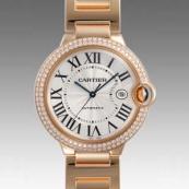 人気 カルティエ ブランド時計スーパーコピー 激安 バロンブルー LM WE9008Z3