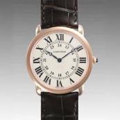 カルティエ時計ブランド 店舗 激安 ロンド ルイ カルティエ LM W6800251