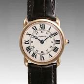 カルティエ時計ブランド 店舗 激安 ロンドルイカルティエ SM W6800151