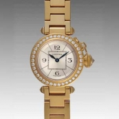 カルティエ時計ブランド通販コピー ミスパシャ WJ124014