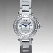 カルティエ時計ブランド通販コピー ミスパシャ WJ124012