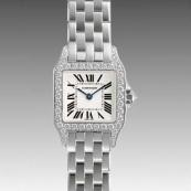 カルティエ 腕時計スーパーコピーサントスドゥモワゼル WF9003Y8