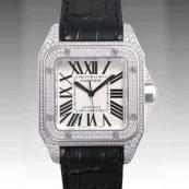 カルティエ 腕時計スーパーコピー サントス100 WM500951