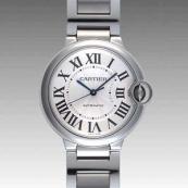 人気 カルティエ ブランド時計スーパーコピー 激安 バロンブルー MM W6920046