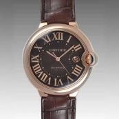 人気 カルティエ ブランド時計スーパーコピー 激安 バロンブルー LM W6920037