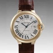 人気 カルティエ ブランド時計スーパーコピー 激安 バロンブルー LM W6900551