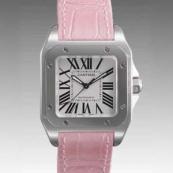 ブランド カルティエ時計スーパーコピー サントス100 W20126X8